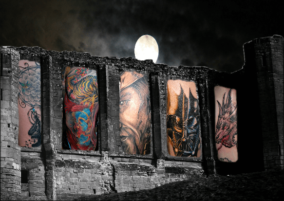Pendragon Tattoo & Piercing Studios-Burg