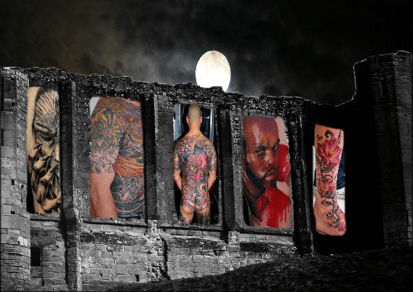 Pendragon-Tattoo & Piercing Studios-Burg-